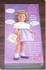 Chatty Cathy doll