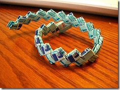 gum wrapper chain