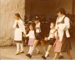 Bavarian people at Bad Toelz
