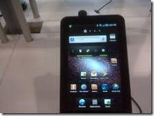 Sprint Tablet in Best Buy