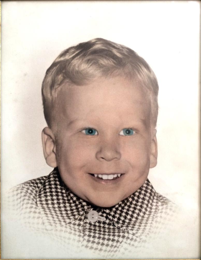 me circa 1960