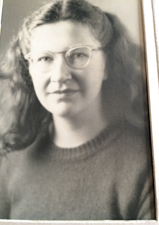 my Ma very about 18