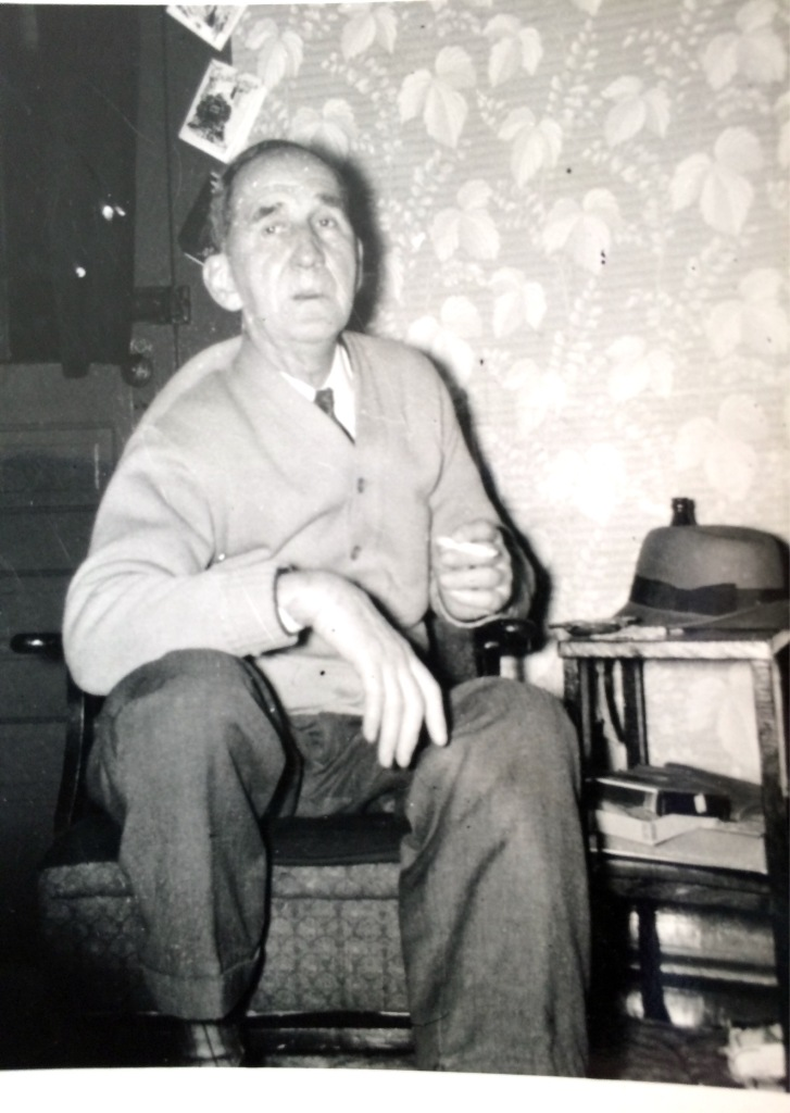 my paternal Grandpa