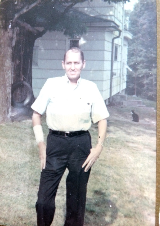 my Uncle Earl circa 1960's