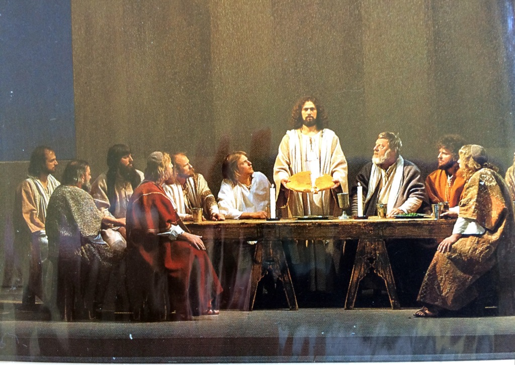 Passion Play in Germany